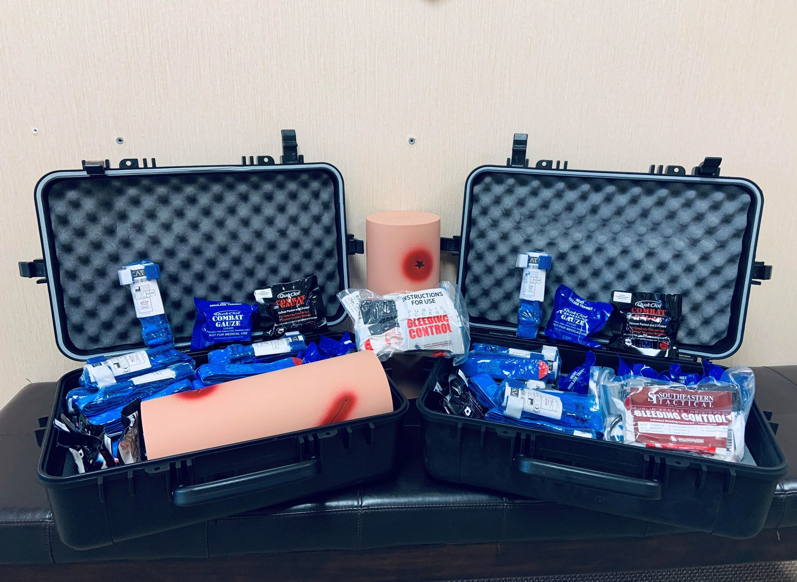 Stop The Bleed Training Kits