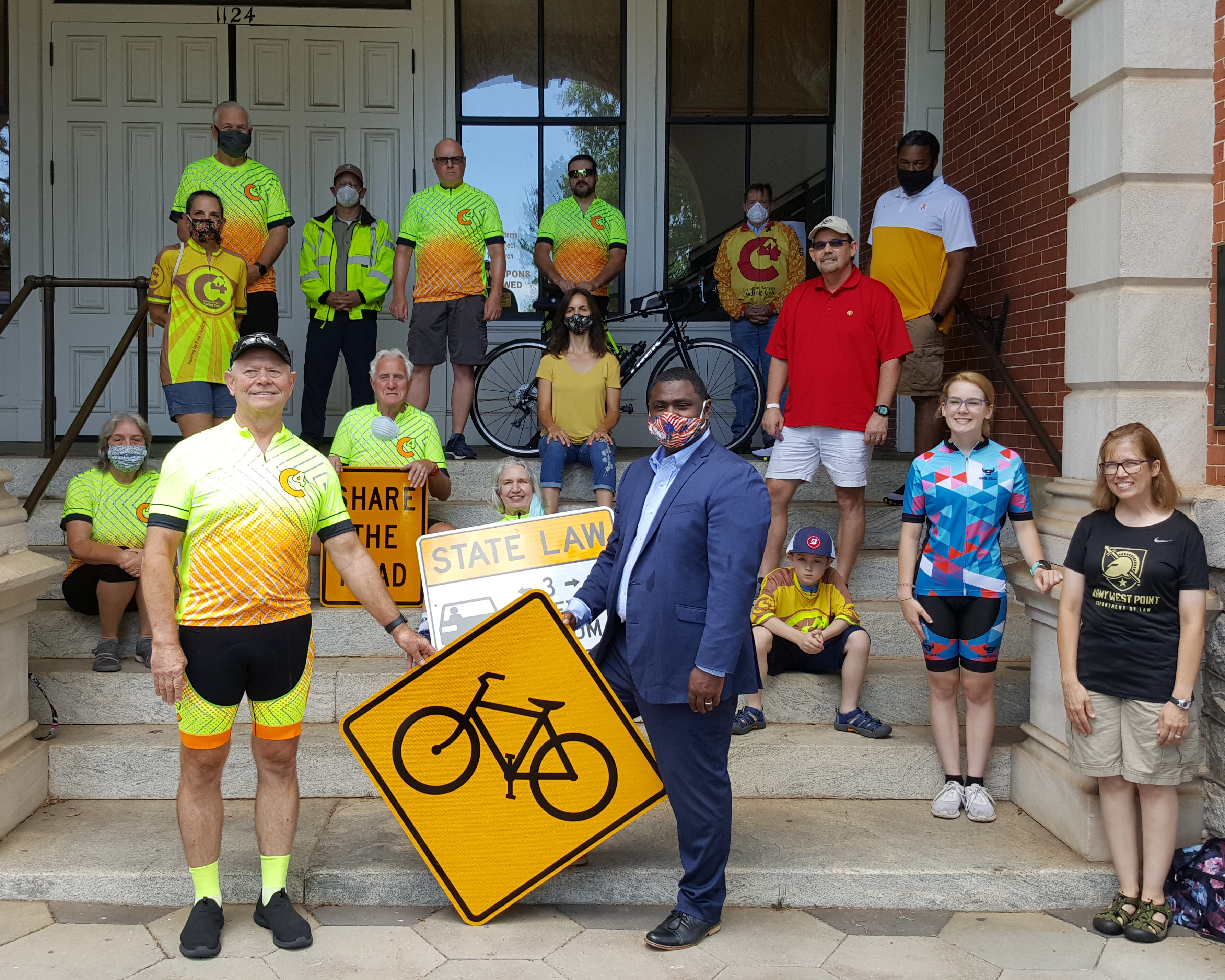 Image of Covington Conyers Cycling Club