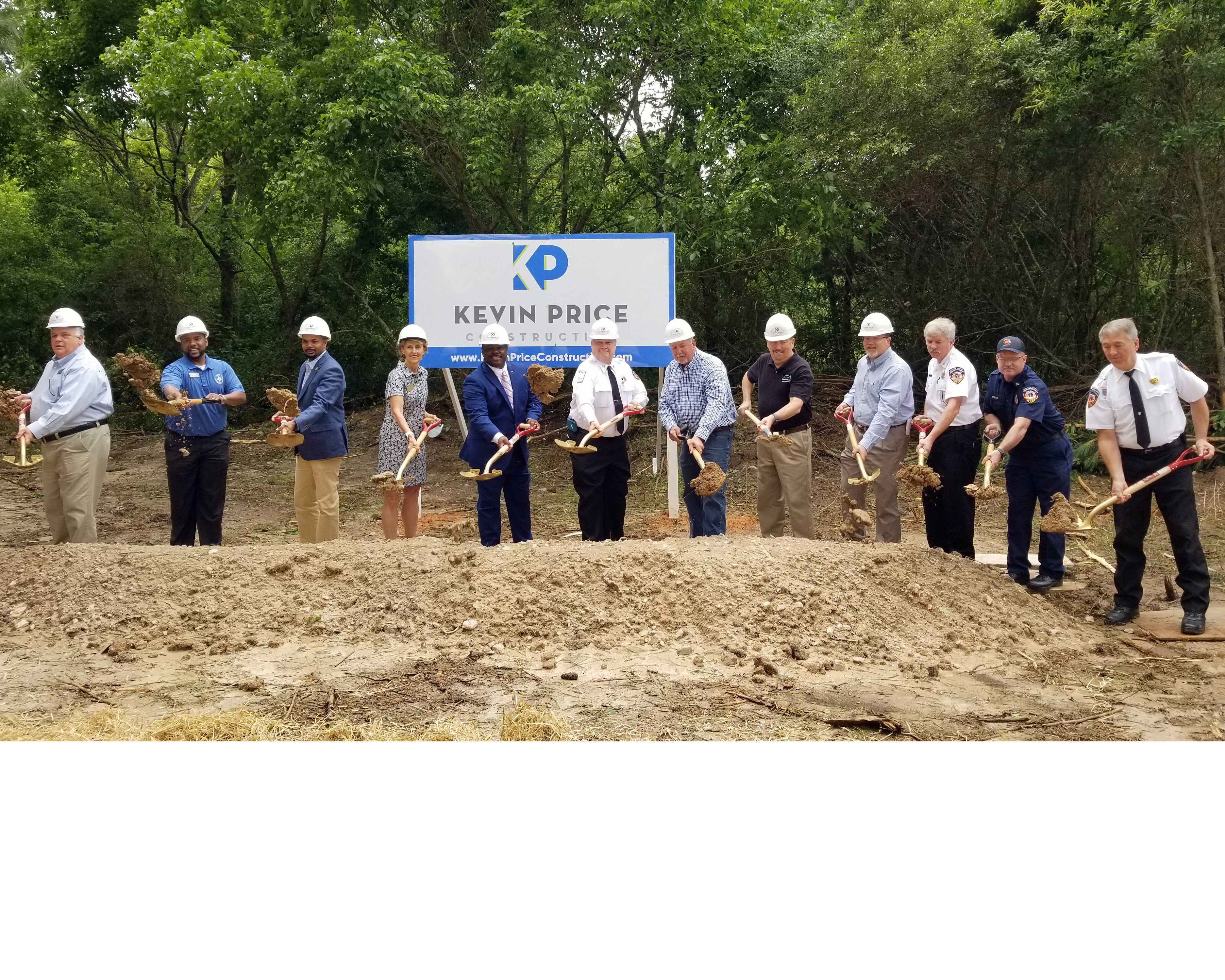 Image of Station 8 Groundbreaking