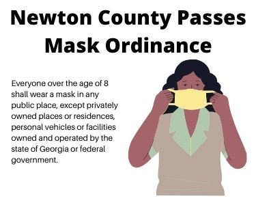 Image of Newton County Passes Mask ordinance