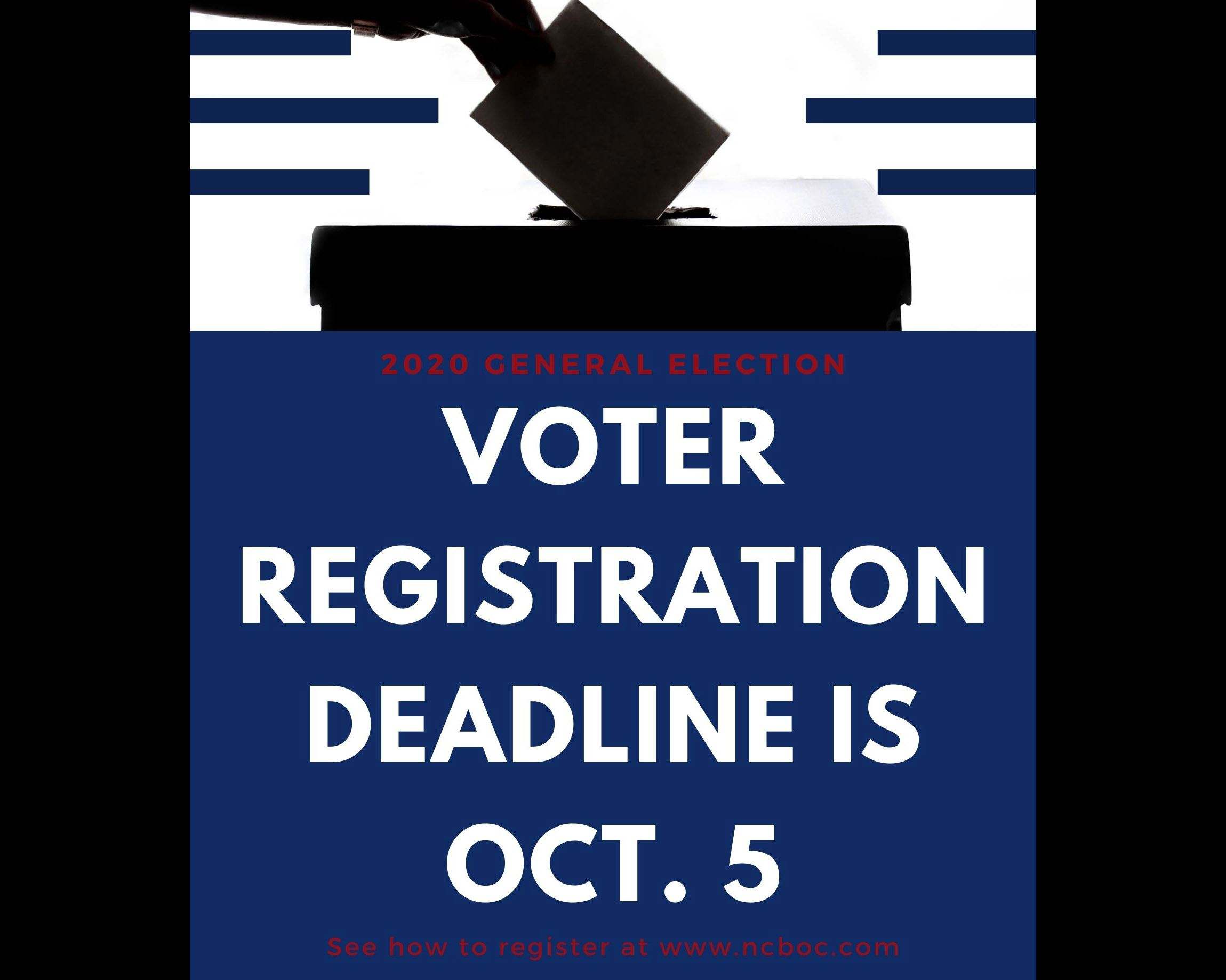 Image of Voter Registration news