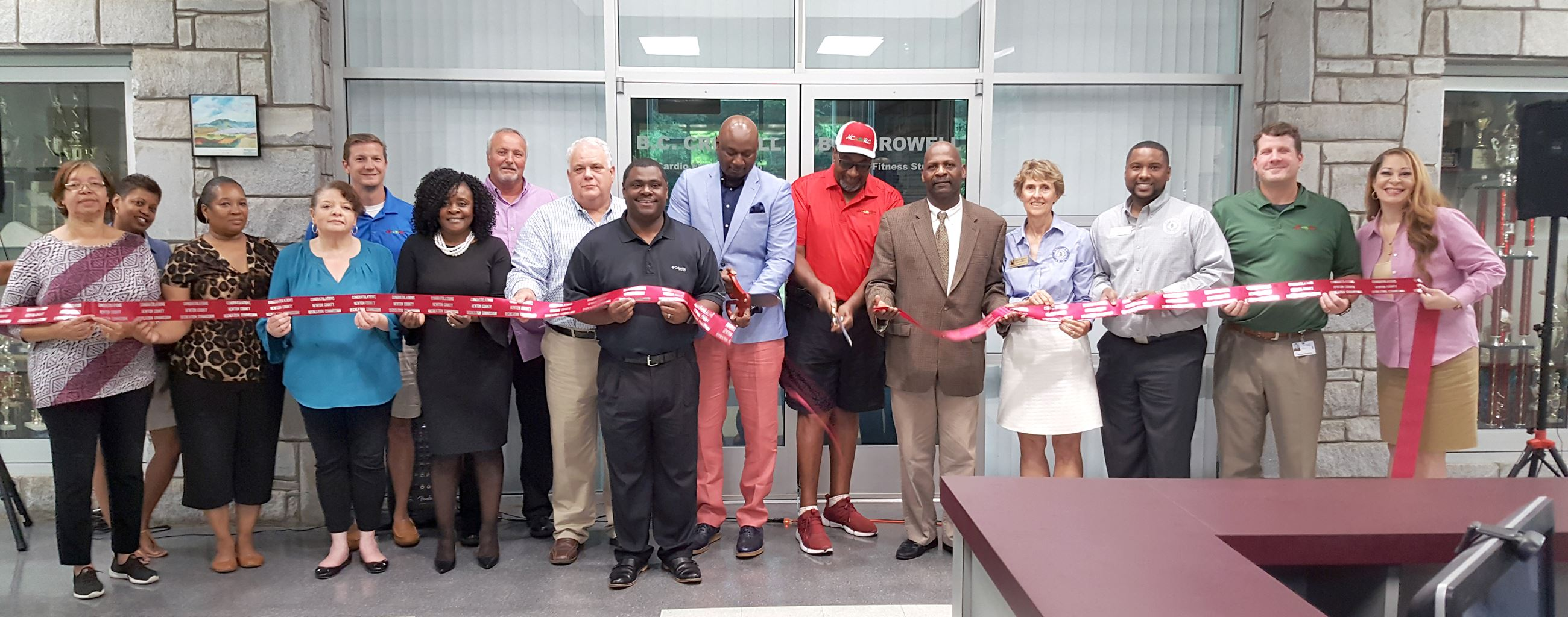 Image of Cardio Fitness Studio Ribbon Cutting